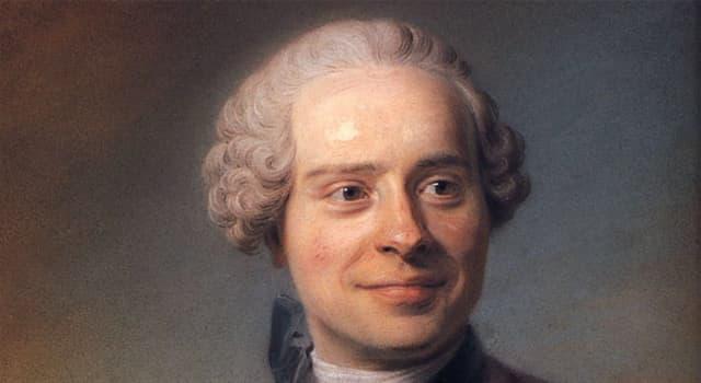 Historia Pregunta Trivia: ¿Quién fue Jean Le Rond D'Alembert?