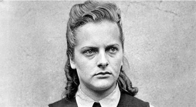 Historia Pregunta Trivia: ¿Quién fue Maria Mandel?