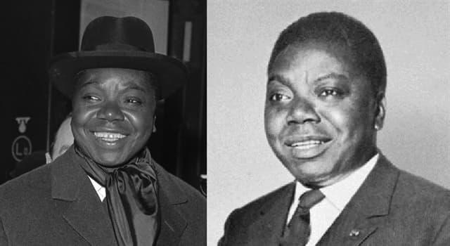 Historia Pregunta Trivia: ¿Quién fue Moise Tshombe?
