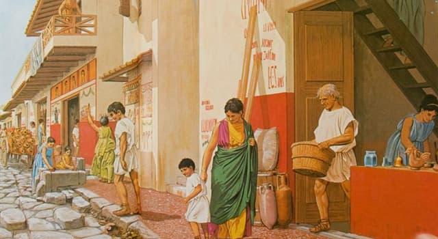 "Historia Pregunta Trivia: ¿Quiénes eran ""Los Tonsores"" en la antigua Roma?"