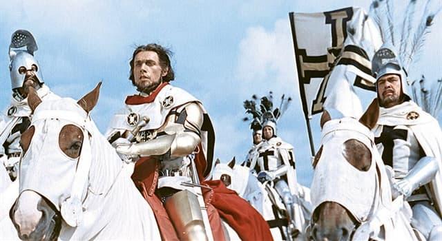 Historia Pregunta Trivia: ¿Quiénes fueron los Caballeros Teutónicos o Teutones?