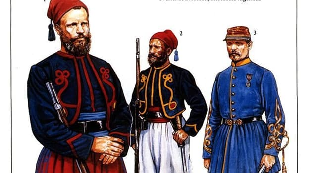 Cultura Pregunta Trivia: ¿Quiénes fueron los Zuavos?