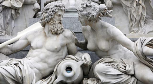 Cultura Pregunta Trivia: ¿Según la mitología griega, qué personaje terminó comiéndose a sí mismo?