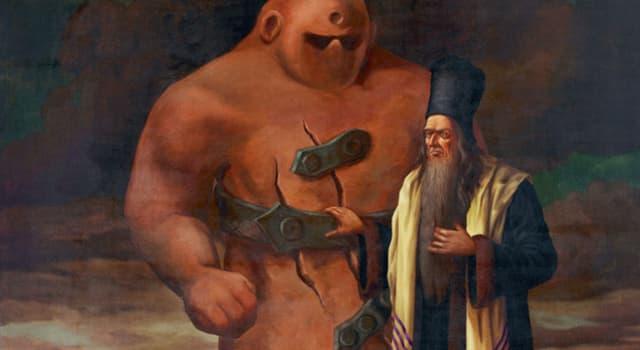Cultura Pregunta Trivia: Según una leyenda, ¿qué creó, en el siglo XVI, un rabino de Praga para salvar a la comunidad judía?