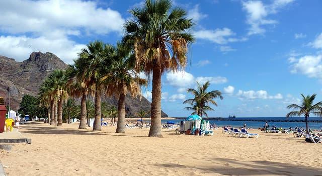 Geografía Pregunta Trivia: ¿En qué cadena de islas se encuentra Tenerife?