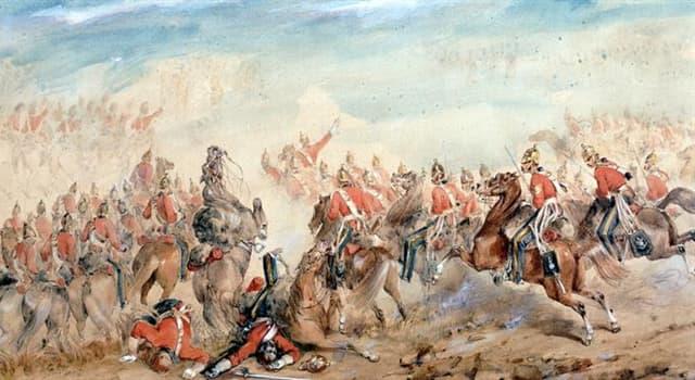 Historia Pregunta Trivia: ¿La batalla de Balaclava de 1854 tuvo lugar durante qué conflicto bélico?