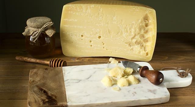 Cultura Pregunta Trivia: ¿De qué provincia Italiana proviene el nombre del queso parmesano?