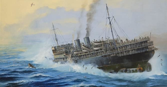 Historia Pregunta Trivia: ¿Cuándo fue hundido el barco hospital soviético 'Armenia' por las fuerzas alemanas?
