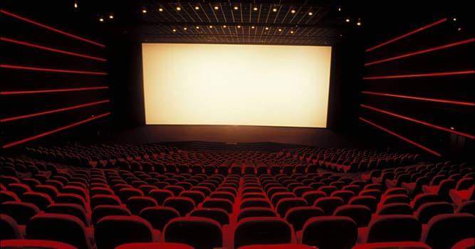 Kultur Wissensfrage: Welches ist das größte Kino der Welt?