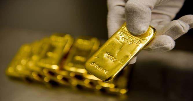 Gesellschaft Wissensfrage: Welches Land verfügt über die größten Goldreserven?