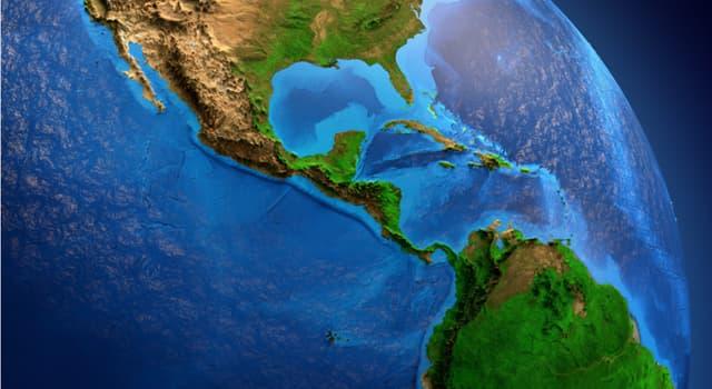 Geografía Pregunta Trivia: ¿Qué conecta Norteamérica a Sudamérica?
