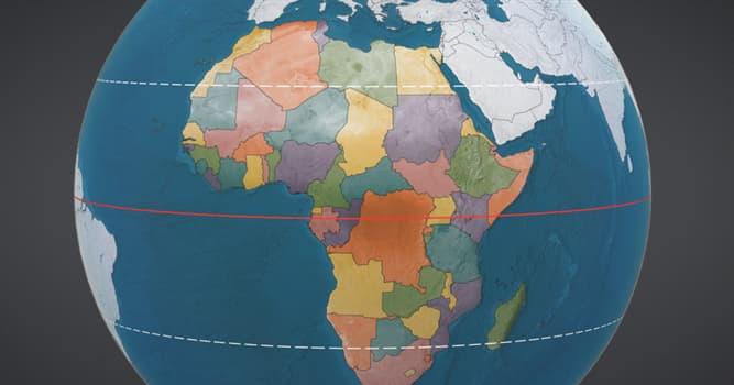 Geografía Pregunta Trivia: ¿Cuál es el país más grande de África?