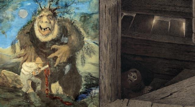 """Cultura Pregunta Trivia: ¿Dónde vive el trol de """"Las tres cabras macho Gruff"""", un cuento noruego del siglo XIX?"""