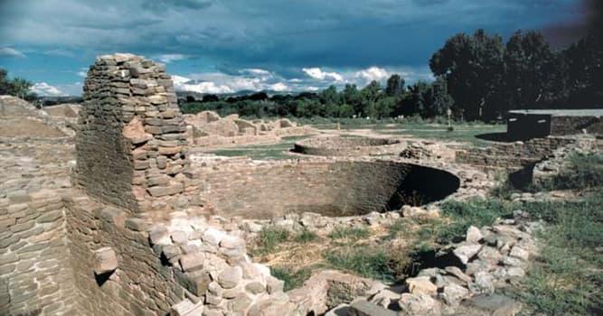 Geografía Pregunta Trivia: ¿En qué estado de Estados Unidos se encuentra el Monumento Nacional de las Ruinas Aztecas?