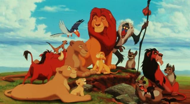 Películas Pregunta Trivia: ¿Qué actor hizo la voz de Darth Vader y Mufasa del Rey León en las versiones inglesas?