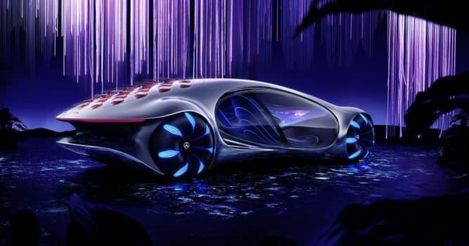 """Sociedad Pregunta Trivia: ¿Qué auto tiene un diseño inspirado en la película """"Avatar""""?"""