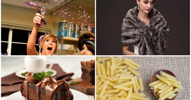 Sociedad Pregunta Trivia: ¿Qué es un confeti?