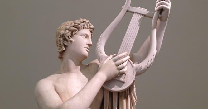 Cultura Pregunta Trivia: ¿Quién le dio la lira a Apolo?