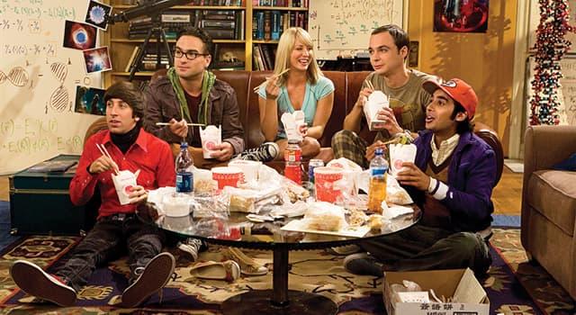 """Películas Pregunta Trivia: ¿Quién es el único miembro del elenco de """"The Big Bang Theory"""" que ha ganado un Emmy?"""