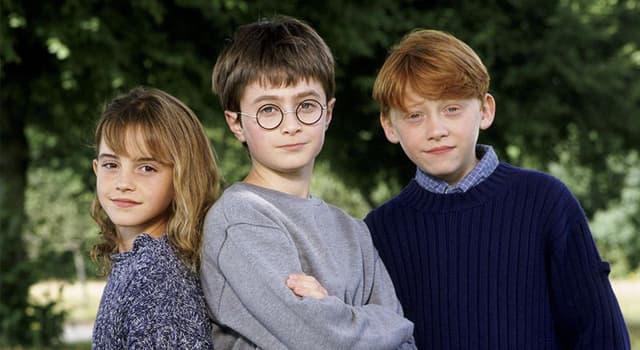 Películas Pregunta Trivia: ¿Cuál fue el único actor que interpretó a Harry Potter en la serie de películas producidas entre 2001 y 2011?