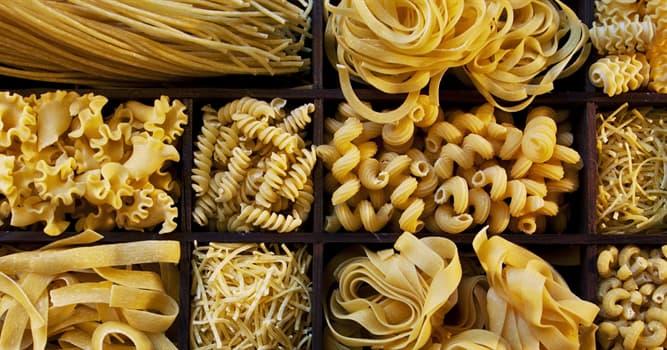 Gesellschaft Wissensfrage: Wie viele Nudeln essen die Deutschen pro Jahr?