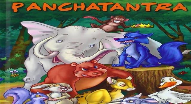 Cultura Pregunta Trivia: ¿A qué cultura pertenece la colección de cuentos y fábulas llamada Panchatantra?