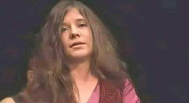 """Películas Pregunta Trivia: ¿A qué famosa cantante la apodaban """"La bruja cósmica""""?"""
