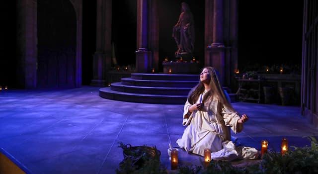 "Cultura Pregunta Trivia: ¿A qué ópera pertenece la pieza musical ""O mio babbino caro""?"