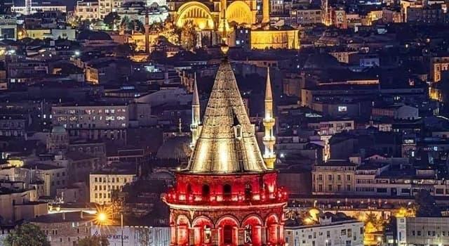 Cultura Pregunta Trivia: ¿A qué país tendríamos que viajar para conocer Chistea Turris (torre de Cristo) o Torre Galata?