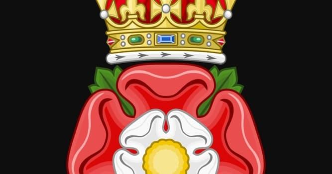 Historia Pregunta Trivia: ¿A qué se llamó la Guerra de las Dos Rosas?