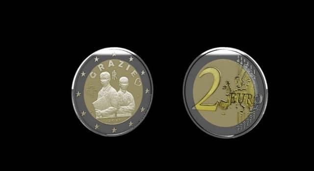 Cultura Pregunta Trivia: ¿A quién dedica Italia una moneda de dos euros que próximamente será acuñada?