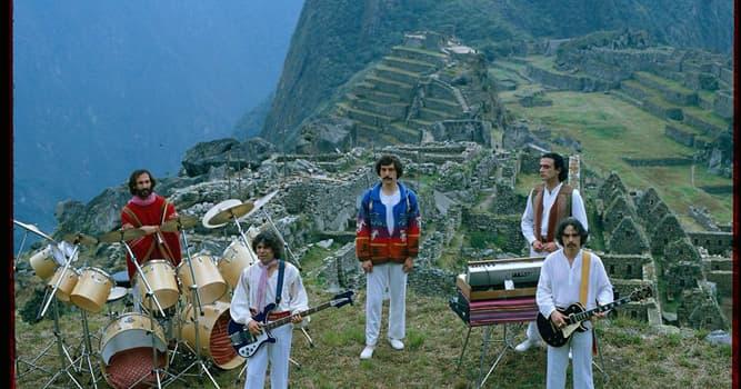 """Cultura Pregunta Trivia: ¿A quién pertenecen los poemas musicalizados por """"Los Jaivas"""" en """"Alturas de Machu Pichu""""?"""