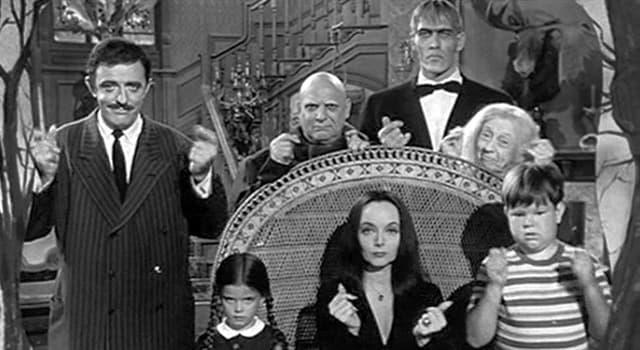 Películas Pregunta Trivia: ¿Actor que dio vida al personaje Homero Adams(Gómez Adams) en la serie los locos Adams (1964)?