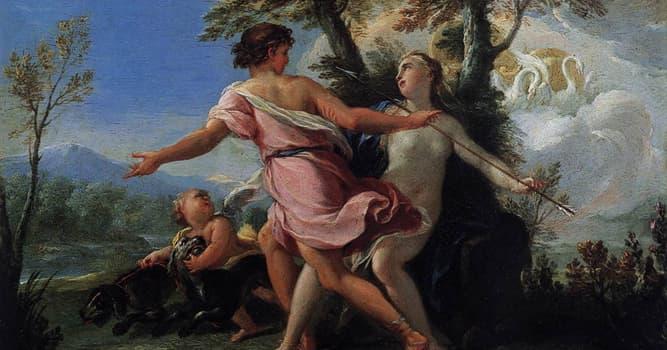 Kultura Pytanie-Ciekawostka: Adonis był śmiertelnym kochankiem której bogini greckiej?
