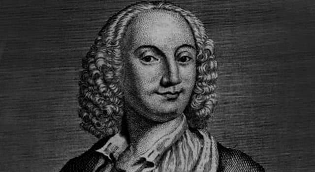 Sociedad Pregunta Trivia: ¿Quién fue Antonio Vivaldi?