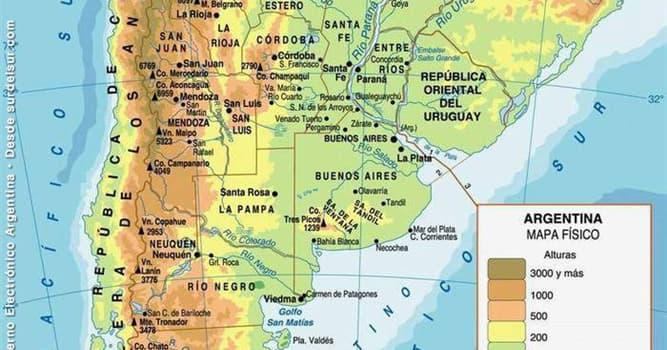 Cultura Pregunta Trivia: Argentina tiene 35 Parques Nacionales ¿Cuántos están en la Provincia de Mendoza?