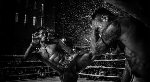 Deporte Pregunta Trivia: ¿En qué país se originó el boxeo birmano (o lethwei), una de las artes marciales más peligrosas?