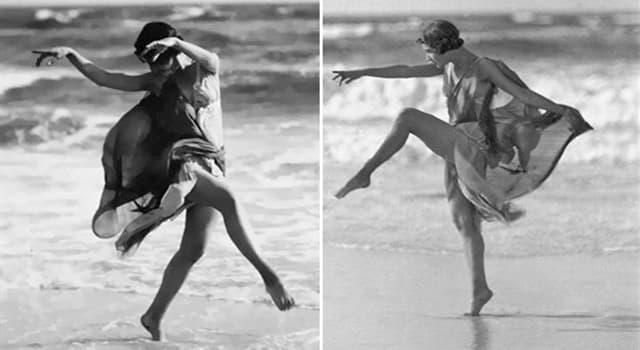Historia Pregunta Trivia: ¿Cómo murió Isadora Duncan?