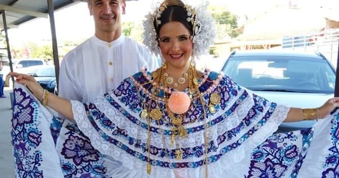 Cultura Pregunta Trivia: ¿Cómo se denomina al traje típico Panameño?