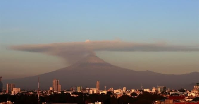 Geografía Pregunta Trivia: ¿Cómo se le conoce popularmente al volcán Popocatépetl, ubicado en el centro de México?