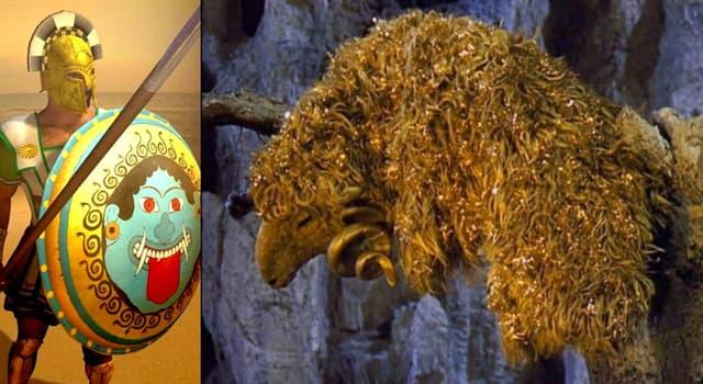Historia Pregunta Trivia: ¿Cómo se llama al héroe mitológico que recuperó al Vellocino de Oro?
