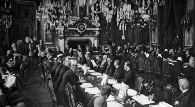 Historia Pregunta Trivia: ¿Cómo se llama el tratado mediante el cual se desintegró el Imperio astrohúngaro?