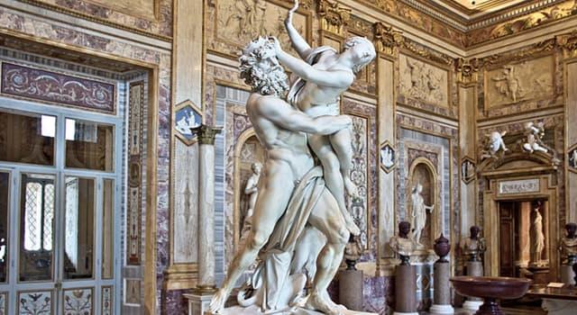 Cultura Pregunta Trivia: ¿Cómo se llama esta famosa escultura barroca?