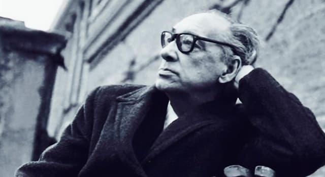 Cultura Pregunta Trivia: ¿Cómo se llama la ciudad imaginaria donde transcurren casi todas las obras de Juan Carlos Onetti?