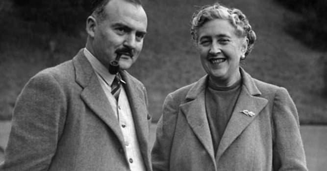 Sociedad Pregunta Trivia: ¿Con qué famosa escritora se casó el arqueólogo Max Mallowan?