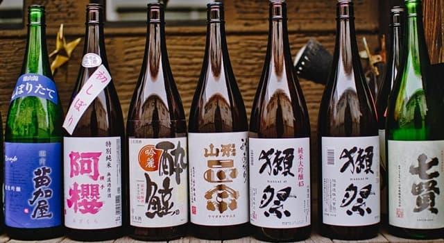 """Cultura Pregunta Trivia: ¿Con qué se fabrica la bebida alcoholica asiática llamada """"Sake""""?"""