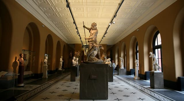 Cultura Pregunta Trivia: ¿Cuál de estas famosas esculturas de la antigüedad no desapareció por completo?
