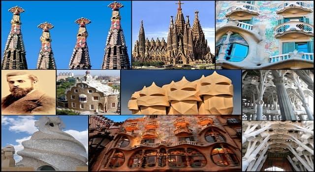 Cultura Pregunta Trivia: ¿Cuál de estas obras de Antonio Gaudí no ha sido declarada Patrimonio de la Humanidad?