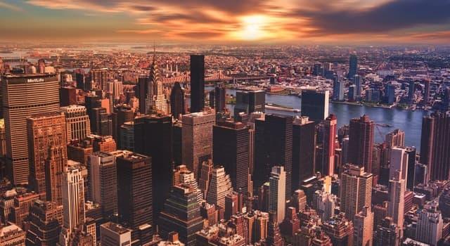 Geografía Pregunta Trivia: ¿Cuál de las siguientes ciudades es la más poblada de su país?