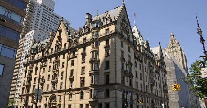 Películas Pregunta Trivia: ¿Cuál es el edificio mas embrujado de Manhattan, Nueva York?